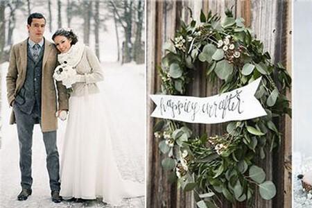 Pomysł Na ślub I Wesele Zimą Jako Oryginalna I Odważna Koncepcja